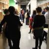 Lancement d'Extase la vie et autres pratiques extatiques à la librairie Formats (RCAAQ) à Montréal