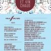 Vidéos et vin chaud - 6 au 16 février 2014 - Graphisme : Maxime Doucet