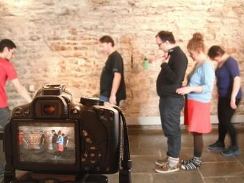 Atelier d'initiation à la vidéo